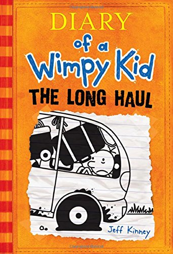 Diary of a Wimpy Kid: The Long Haul written by Jeff Kinney