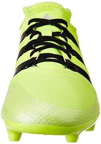 Uomo silver Black Ace Da 16 Metallic Scarpe core Primemesh Adidas Calcio Yellow Fg solar ag 3 Giallo RzAZf