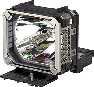 Canon RS-LP04 - Lámpara para proyector Canon REALiS SX7/SX7 Mark II (Vida útil: 3000 h), negro