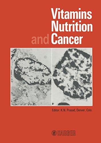 Vitamins, Nutrition, and Cancer: International Symposium on Vitamins, Nutrition, and Cancer, Denver, Colo., June 1983