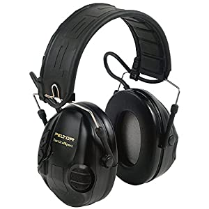 8. 3M Peltor Tactical Sport Earmuff