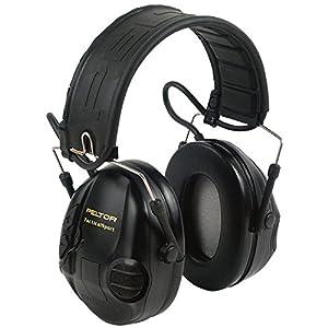 8. 3M Peltor Tactical Sport Earmuff
