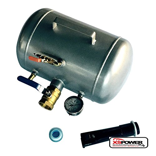 XS-Power ALPHARIG TIRE BEAD SEATER AIR TANK NEW 5 GALLON by XS Power