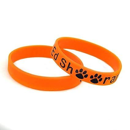 liquidation à chaud prix raisonnable se connecter Relddd Bracelets en Silicone avec des Bracelets en ...