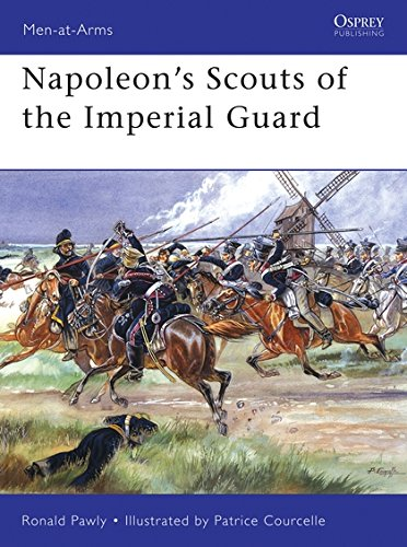 Napoleon's Scouts of the Imperial Guard (Men-at-Arms) (Gunpowder Imperial)