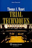 img - for Trial Techniques 8e book / textbook / text book