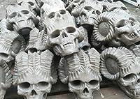 Myard DELUXE Logs - Imitated Human Skull...