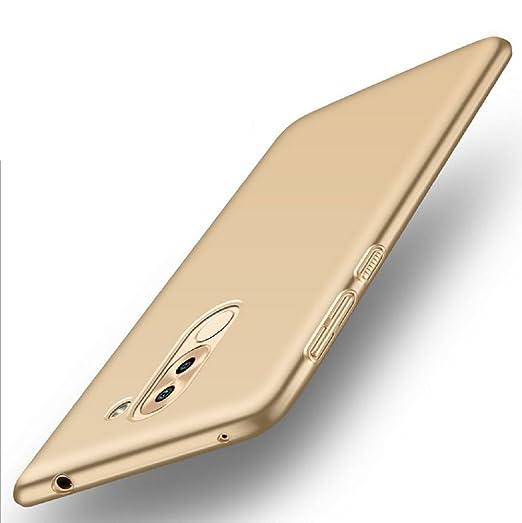 48 opinioni per Apanphy Huawei Honor 6X Cover, [Alta Qualità] [Ultra Slim] [Hard Silky] [Scrub