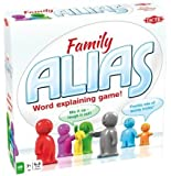 Tactic Toys 53133 Alias Family - Ages 7 years And Up