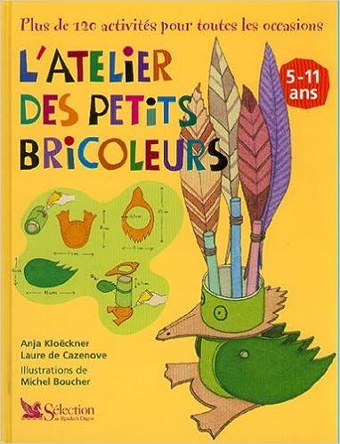 Read L'Atelier des petits bricoleurs pdf, epub ebook