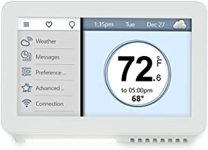 Vine Smart Programmable Wifi Home Thermostat TJ-919,Alexa compatible