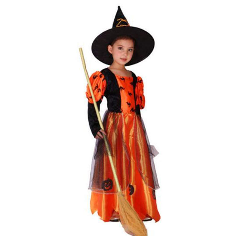 XRQ Disfraz de Bruja Bruja de Disfraces de Halloween, Falda de ...