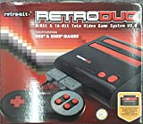Retro Duo Twin Video Game System NES & SNES
