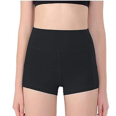 NYSLTC Correr Pantalones Cortos Ajustados, Body Pack, Yoga ...