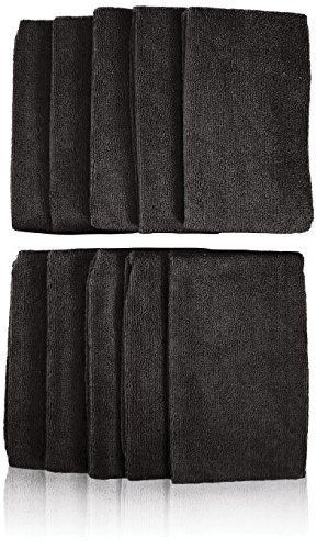 "20 Towels (16"" x 29"") GREY Microfiber Bleach Chemical Resistant Salon Spa Towels Proof"