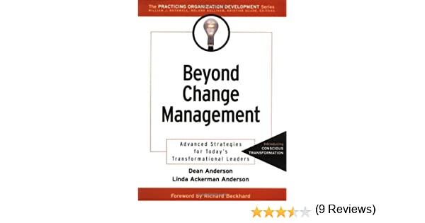 Amazon.com: Beyond Change Management: Advanced Strategies for ...
