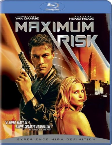 Maximum Risk (+ BD Live) [Blu-ray]