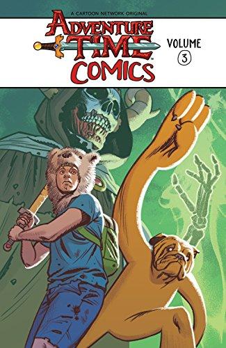 - Adventure Time Comics Vol. 3