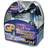 GP Thunder 9006 HB4 8500K 55W Xenon Plasma-White Quartz Glass Bulbs (Ion coating) for Fog Light -High Beam - Low Beam SGP85K-06