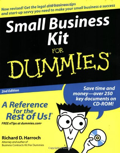 Small Business Kit For Dummies Business Kit