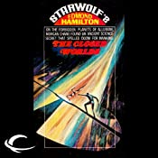 The Closed Worlds: Starwolf, Book 2 | Edmond Hamilton