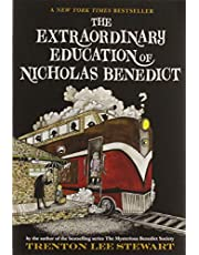 Extraordinary Education of Nicholas Benedict, The: Mysterious Benedict Society #4