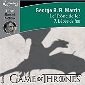 L'épée de feu (Le Trône de fer 7) | George R. R. Martin