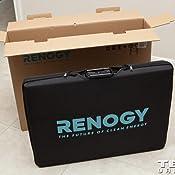 Amazon Com Renogy 100 Watt 12 Volt Monocrystalline Off