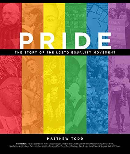 Book Cover: Pride: The Story of the LGBTQ Equality Movement