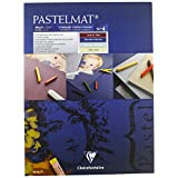 Clairefontaine Pastelmat Pad Light and Dark Shades 360g 30x40cm, 12 Sheets