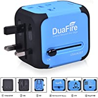 DuaFire Universal Travel Power Plug Adapter