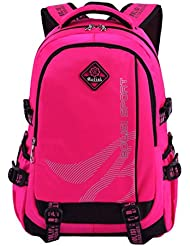 Large Space Primary School Backpack High School Book Bag