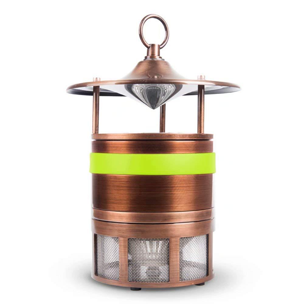 Bug Zapper, assassino elettronico di insetto repellente della zanzara, trappola elettronica della mosca della lampada dell'uccisore della zanzara per l'iarda all'aperto del patio della casa
