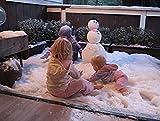SnoWonder Instant Snow Fake Artificial Snow, Also