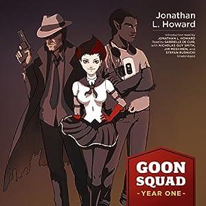 Goon Squad Audiobook