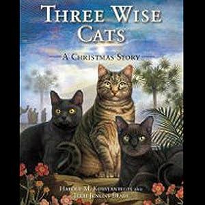 Three Wise Cats Audiobook