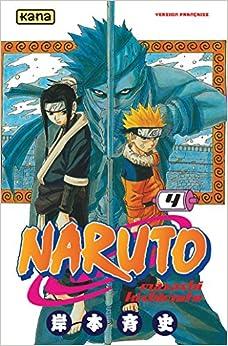 Télécharger Naruto, tome 4 pdf gratuits