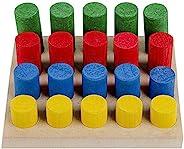 Pinos de Encaixe Carlu Brinquedos