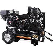 Mi-T-M AG2-PH13-08M1 Air Compressor, 2-Stage Combination, 8 gal