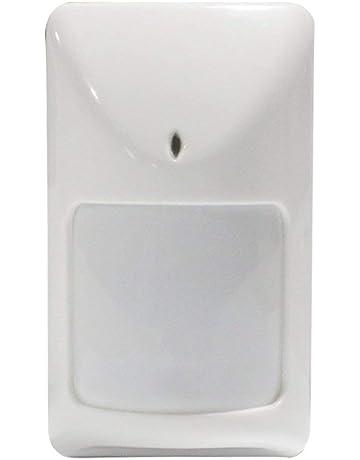 Detector infrarrojo con cable Detector PIR de gran angular de interior 720 Accesorio con alarma antirrobo