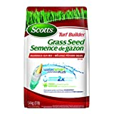Scotts 12645 Turf Builder Grass Seed Bluegrass Sun Mix 3-1-0