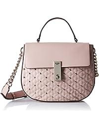 Mckenna Pink Top Handle Flap