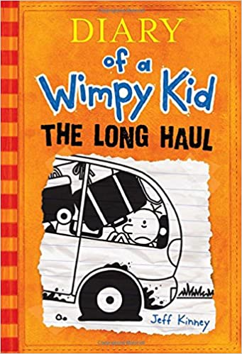 Diary Of A Wimpy Kid The Long Haul Book