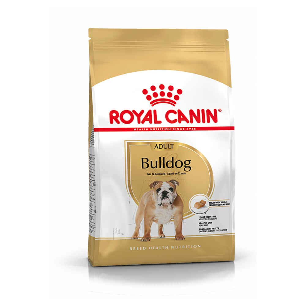 12kg Royal Canin Dog Food Bulldog 24 Dry Mix 12 kg