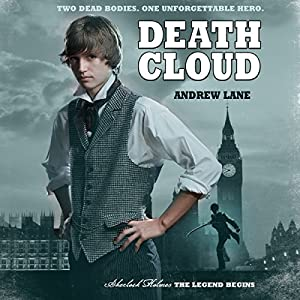 Death Cloud Audiobook