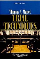 Trial Techniques 8e Paperback