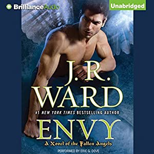 Envy: A Novel of the Fallen Angels Audiobook