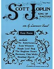 Scott Joplin - King of Ragtime for Easy Piano