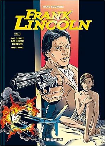 Amazon.it: Bourgne, M: Frank Lincoln Vol. 1 - - Libri in altre lingue