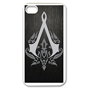 iPhone 4,4S Phone Case Assassin'sCreed G8T91934